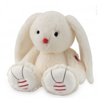 Rouge Medium Rabbit Ivory White