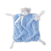 Plume Blue Bear Doudou