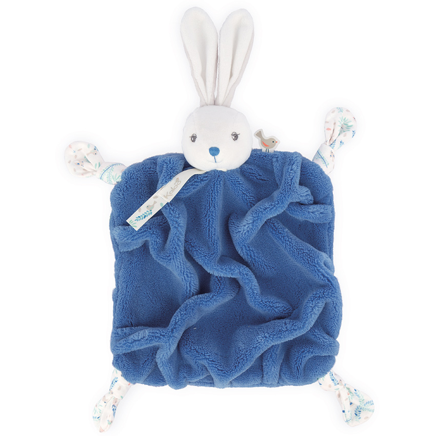 Plume Doudou Rabbit Blue